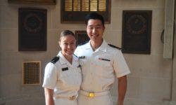 Midshipmen Action Group Award Winners