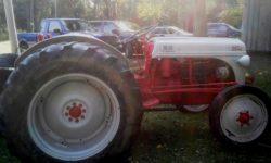 Goshen Farm Gets New Tractor