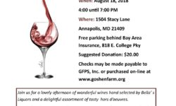 Wine Tasting Tickets Now Available for Purchase